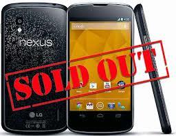 ventas-del-nexus-4