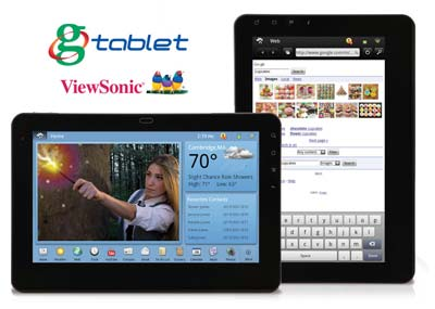 viewsonic g-tablet