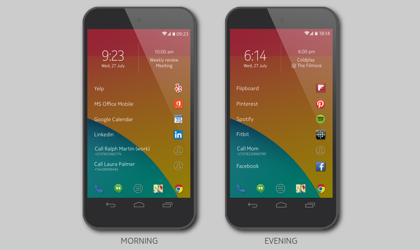 Instala ya Z Launcher y actualiza Android con la interfaz de Nokia